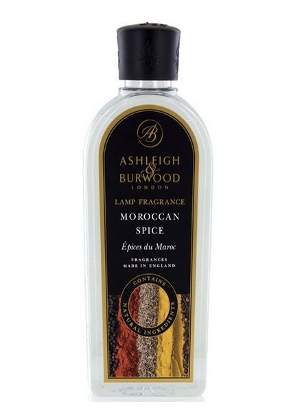 Ashleigh & Burwood Geurlamp Olie Ashleigh & Burwood Moroccan Spice 500 ml