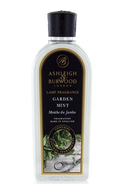 Ashleigh & Burwood Geurlamp Olie Ashleigh & Burwood Garden Mint 500 ml