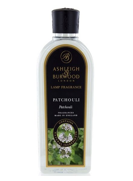 Ashleigh & Burwood Geurlamp Olie Ashleigh & Burwood Patchouli 500 ml