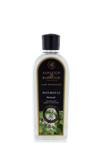 Ashleigh & Burwood Geurlamp Olie Ashleigh & Burwood Patchouli 250 ml