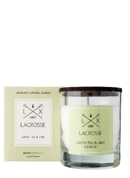 Lacrosse Lacrosse Green Tea & Lime Geurkaars