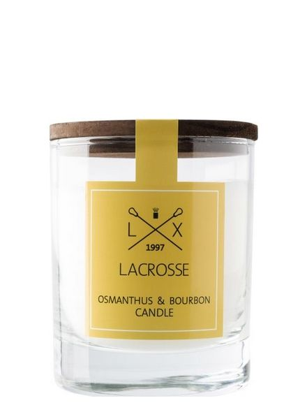 Lacrosse Lacrosse Osmanthus & Bourbon geurkaars