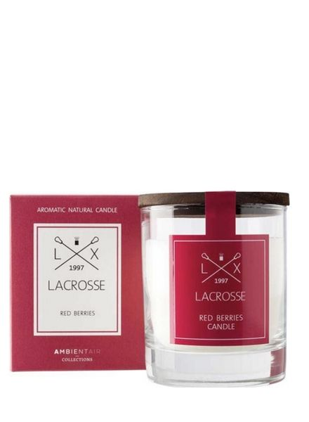 Lacrosse Lacrosse Red Berries Geurkaars