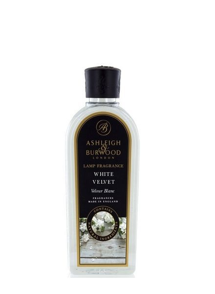 Ashleigh & Burwood Geurlamp Olie Ashleigh & Burwood White Velvet 250 ml
