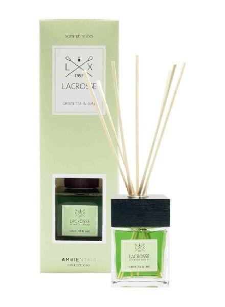 Lacrosse Lacrosse Green Tea & Lime Geurstokjes 100 ml