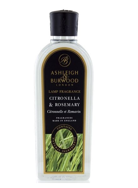 Ashleigh & Burwood Geurlamp Olie Ashleigh & Burwood Citronella Rosemary 500 ml