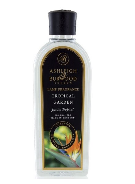Ashleigh & Burwood Geurlamp Olie Ashleigh & Burwood Tropical Garden 500 ml