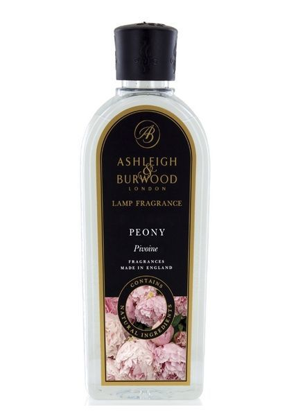 Ashleigh & Burwood Geurlamp Olie Ashleigh & Burwood Peony 500 ml