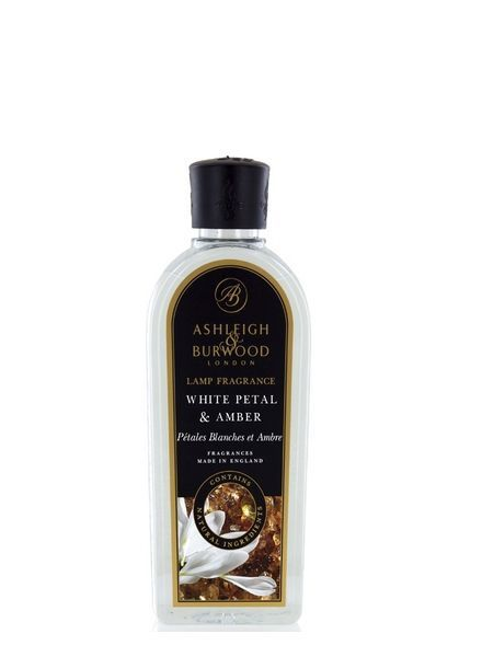 Ashleigh & Burwood Geurlamp Olie Ashleigh & Burwood White Petal Amber 250 ml