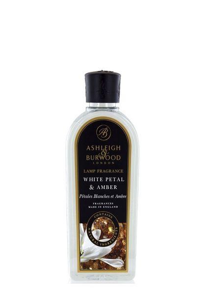 Ashleigh & Burwood Geurlamp Olie Ashleigh & Burwood White Petal Amber 250 ml