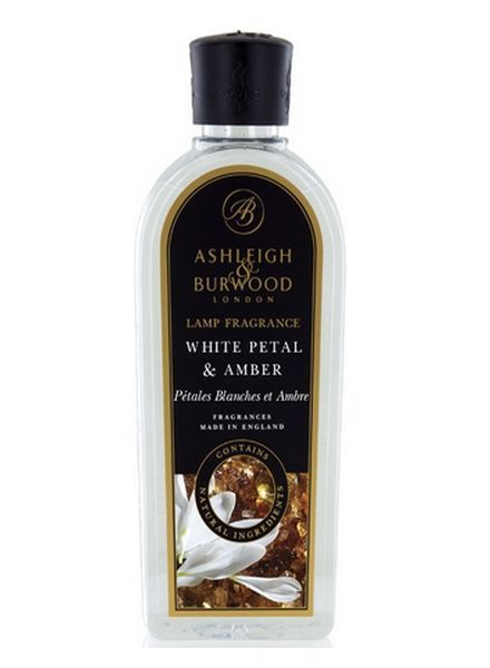 Ashleigh & Burwood Geurlamp Olie Ashleigh & Burwood White Petal Amber 500 ml