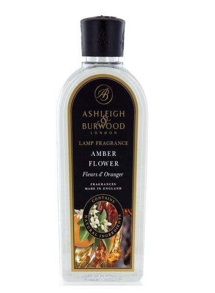 Ashleigh & Burwood Geurlamp Olie Ashleigh & Burwood Amber Flower 500 ml