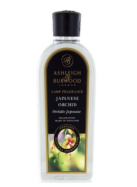 Ashleigh & Burwood Geurlamp Olie Ashleigh & Burwood Japanese Orchid 500 ml