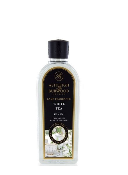 Ashleigh & Burwood Geurlamp Olie Ashleigh & Burwood White Tea 250 ml