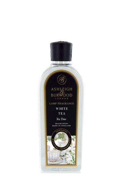 Ashleigh & Burwood Geurlamp Olie Ashleigh & Burwood White Tea 250 ml