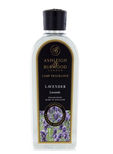 Ashleigh & Burwood Geurlamp Olie Ashleigh & Burwood Lavender 500 ml