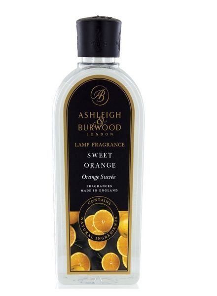 Ashleigh & Burwood Geurlamp Olie Ashleigh & Burwood Sweet Orange 500 ml