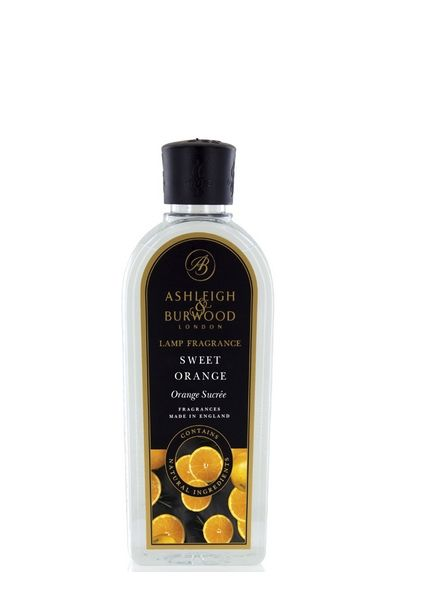 Ashleigh & Burwood Geurlamp Olie Ashleigh & Burwood Sweet Orange 250 ml