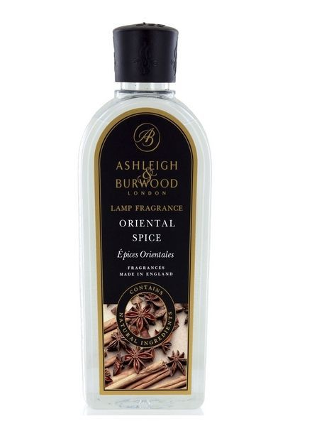 Ashleigh & Burwood Geurlamp Olie Ashleigh & Burwood Oriental Spice 500 ml