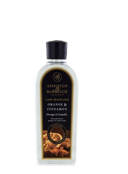Ashleigh & Burwood Geurlamp Olie Ashleigh & Burwood Orange & Cinnamon 250 ml