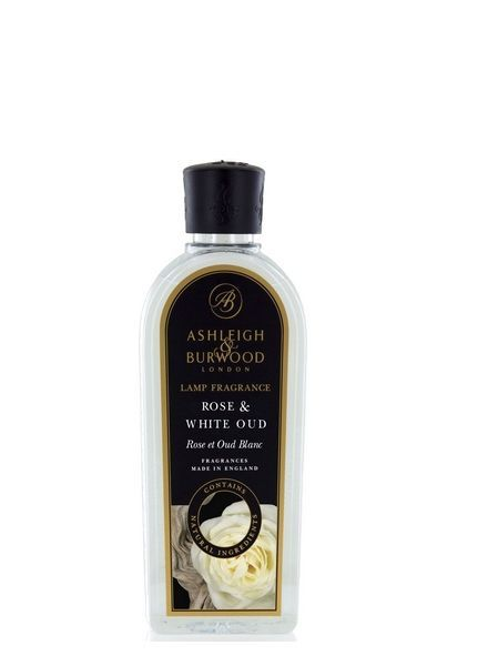 Ashleigh & Burwood Geurlamp Olie Ashleigh & Burwood Rose & White Oud 250 ml
