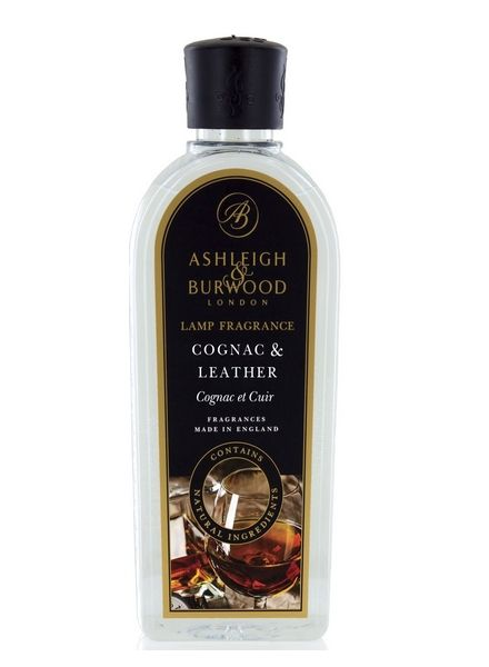 Ashleigh & Burwood Geurlamp Olie Ashleigh & Burwood Cognac & Leather 500 ml