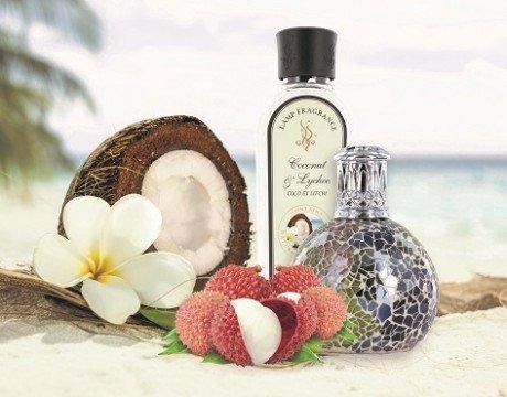 Ashleigh & Burwood Geurlamp Olie Ashleigh & Burwood Coconut Lychee 250 ml