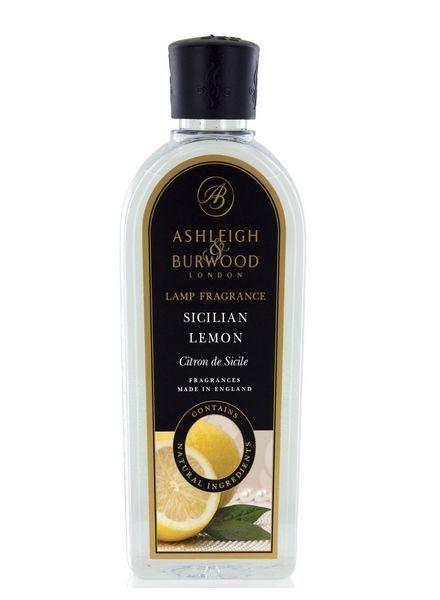 Ashleigh & Burwood Geurlamp Olie Ashleigh & Burwood Sicilian Lemon 500 ml