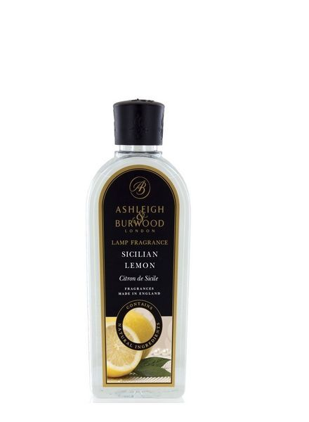 Ashleigh & Burwood Geurlamp Olie Ashleigh & Burwood Sicilian Lemon 250 ml