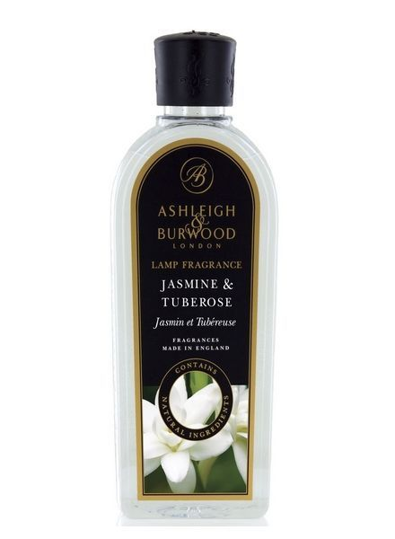 Ashleigh & Burwood Geurlamp Olie Ashleigh & Burwood Jasmine Tuberose 500 ml