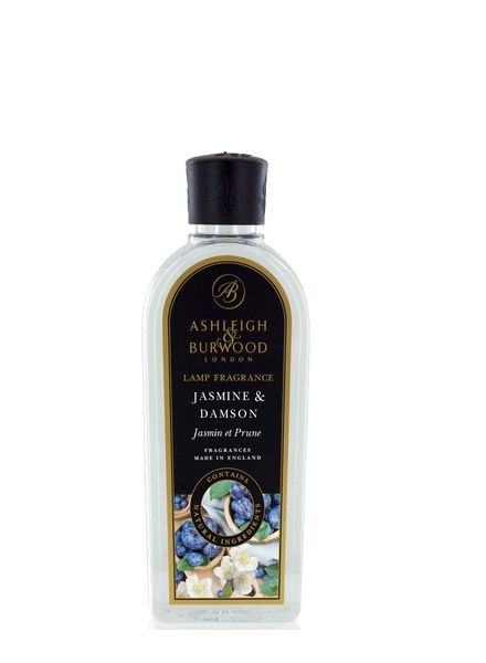 Ashleigh & Burwood Geurlamp Olie Ashleigh & Burwood Jasmine Damson 250 ml