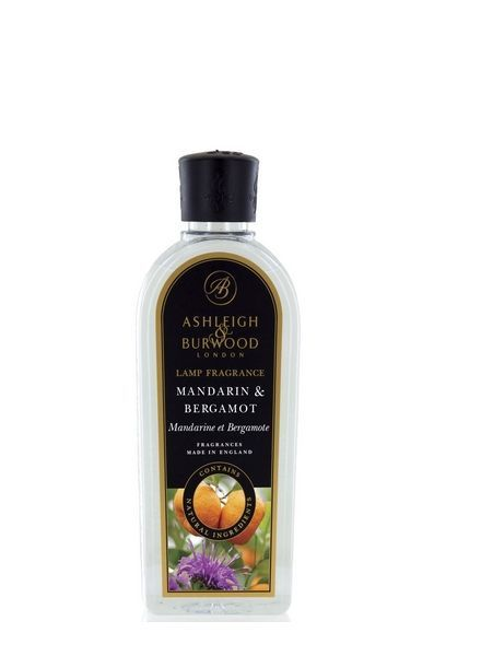 Ashleigh & Burwood Geurlamp Olie Ashleigh & Burwood Mandarin Bergamot 250 ml