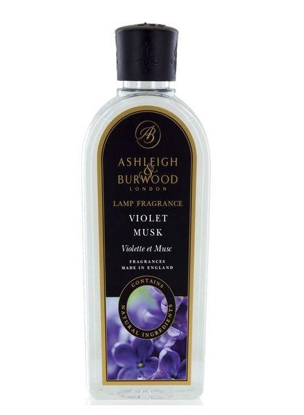 Ashleigh & Burwood Geurlamp Olie Ashleigh & Burwood Violet Musk 500 ml