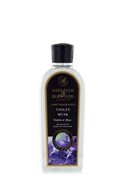 Ashleigh & Burwood Geurlamp Olie Ashleigh & Burwood Violet Musk 250 ml