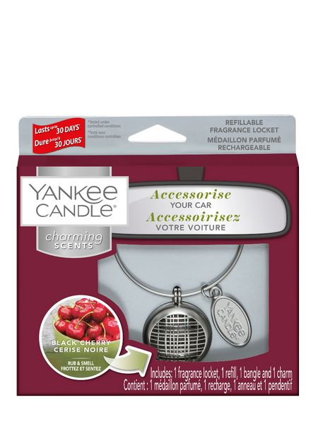 Yankee Candle Yankee Candle Charming Scents Linear Starter Kit Black Cherry
