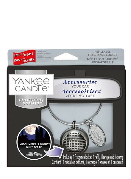 Yankee Candle Charming Scents Linear Midsummers Night