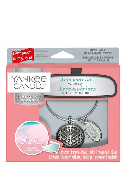 Yankee Candle Yankee Candle Charming Scents Geomatric Starter Kit Pink Sands