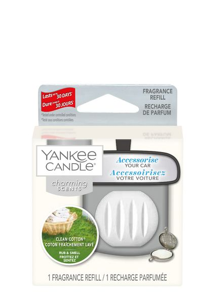 Yankee Candle Yankee Candle Charming Scents Refill Clean Cotton