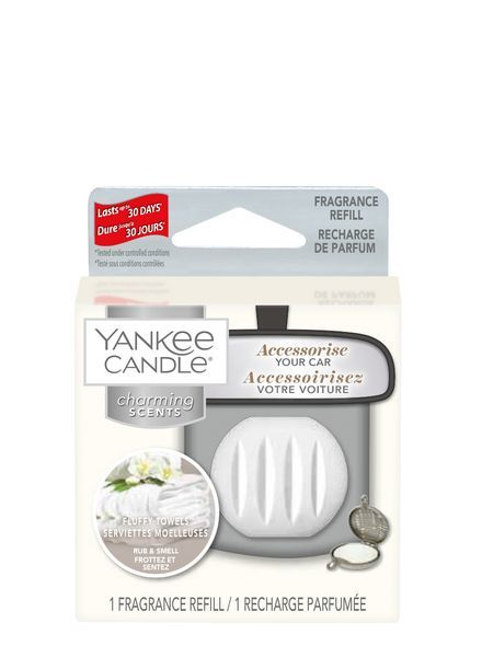 Yankee Candle Charming Scents Refill Fluffy Towels