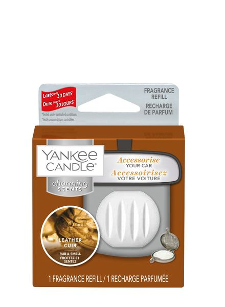 Yankee Candle Yankee Candle Charming Scents Refill Leather
