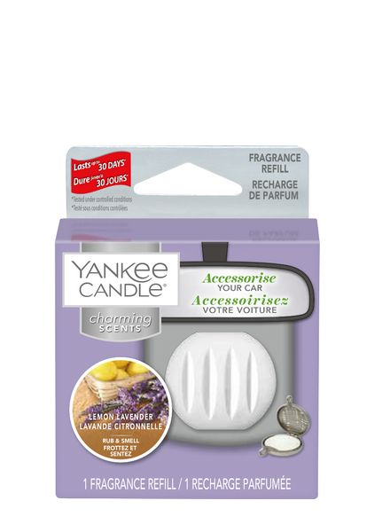 Yankee Candle Yankee Candle Charming Scents Refill Lemon Lavender