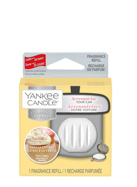 Yankee Candle Yankee Candle Charming Scents Refill Vanilla Cupcake