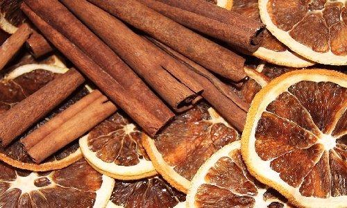 Ashleigh & Burwood Orange & Cinnamon