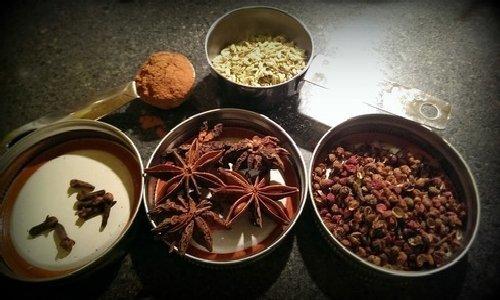 Ashleigh & Burwood Oriental Spice