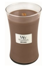 Woodwick Large Amber & Incense