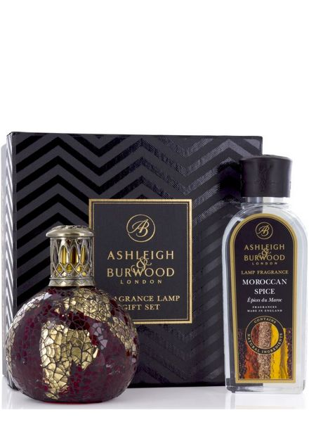 Ashleigh & Burwood Geurlamp Ashleigh & Burwood Dragon's Eye Giftset