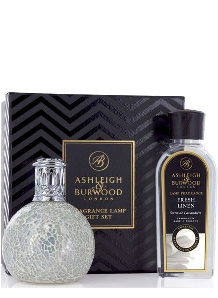 Ashleigh & Burwood Geurlamp The Pearl Giftset