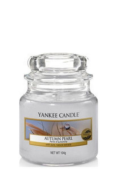 Yankee Candle Autumn Pearl Small Jar
