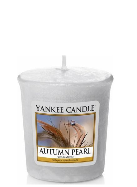 Yankee Candle Autumn Pearl Votive