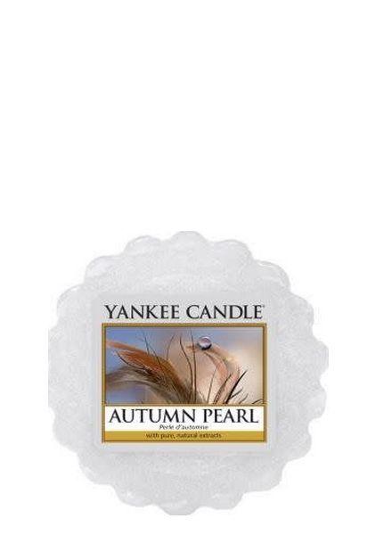 Yankee Candle Autumn Pearl Tart